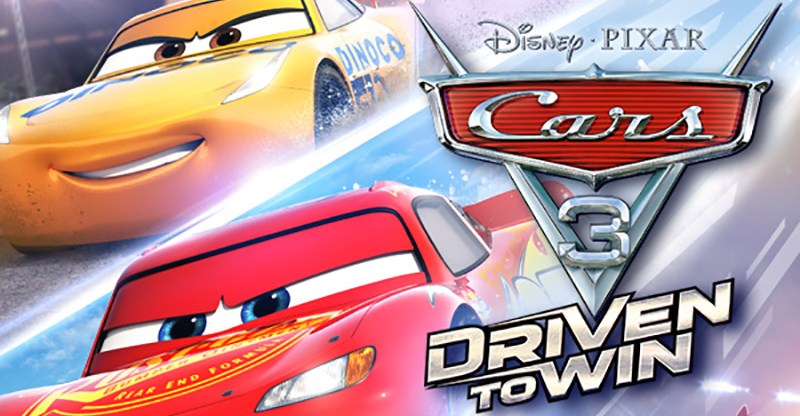 cars 3 new video game 39 driven to win 39 coming to nintendo switch ps4 xbox one and more the. Black Bedroom Furniture Sets. Home Design Ideas
