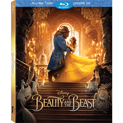 Beauty and the Beast 2017 Blu-ray DVD release date is June 6 2017