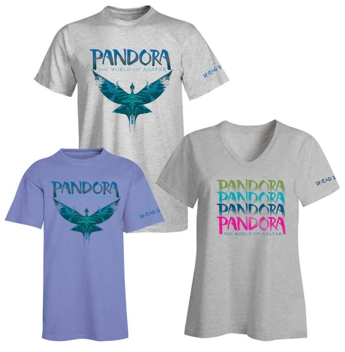disneystore.com-pandora-opening-merchandise-t-shirts