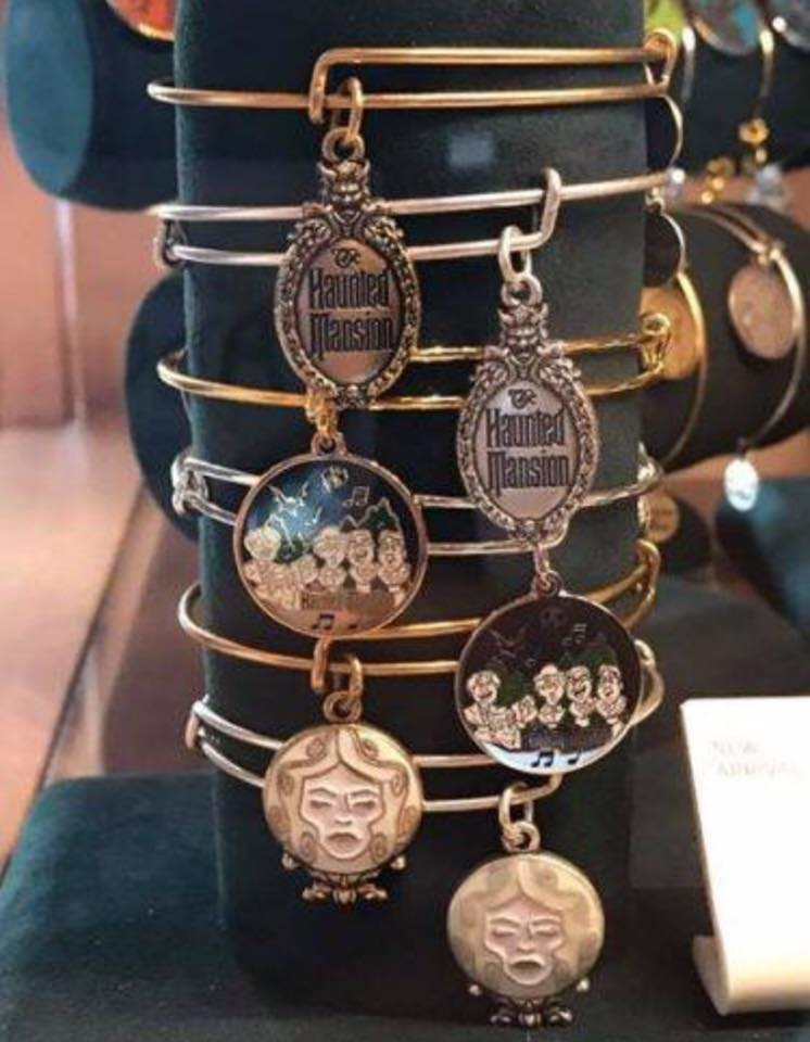 alex-ani-haunted-mansion-bracelets-disney-parks-madame-leota