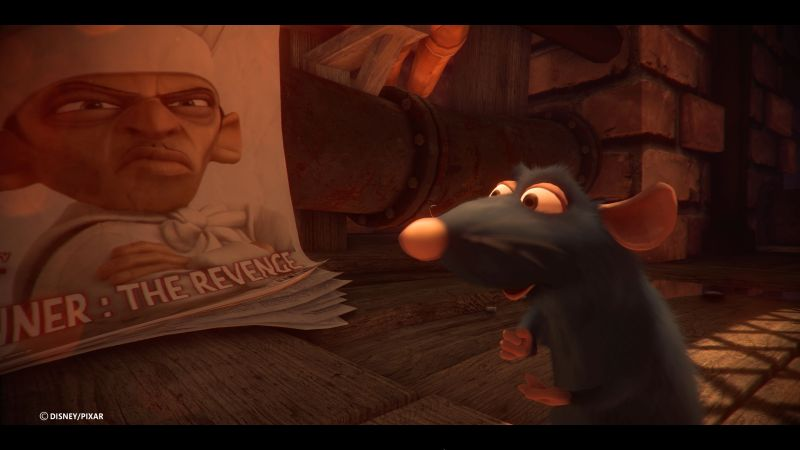 Pixar-rush-xbox-microsoft-remastered-ratatouille