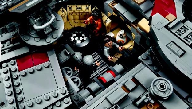 LEGO unleashes its largest set ever with new Star Wars Millennium Falcon
