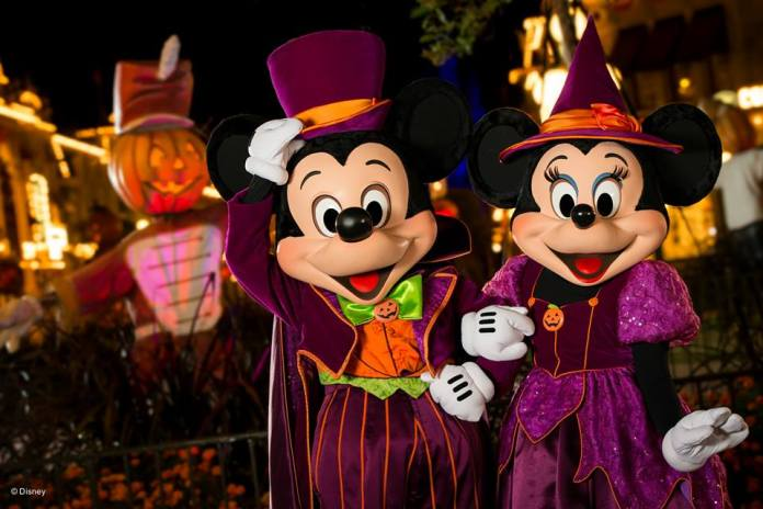 last night friday august 17 yes thats right august 17 was the first night of mickeys not so scary halloween party at magic kingdom