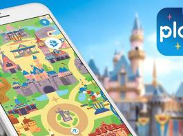 Mobile Entertainment App Disney Play