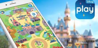 Mobile Entertainment App Disney Play