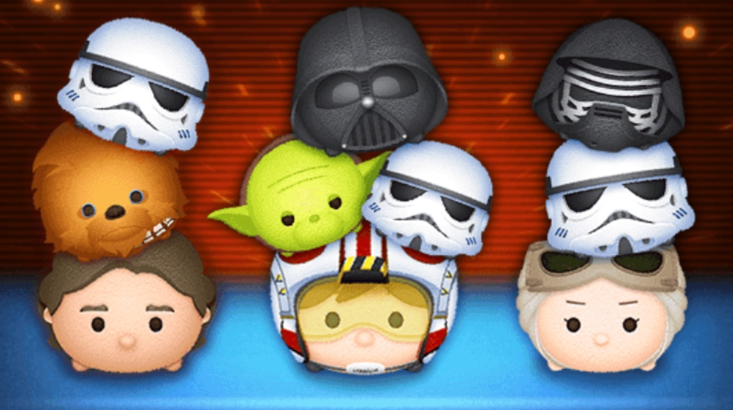 CONFIRMED - The May 2018 Tsum Tsum Event will be 'Star Wars Puzzles'
