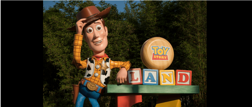 Woody Has Arrived at Toy Story Land in Disney's Hollywood Studios