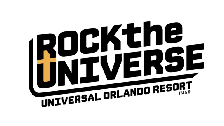 Now On Sale - Tickets for the 2018 Rock The Universe Event at Universal Orlando Resort