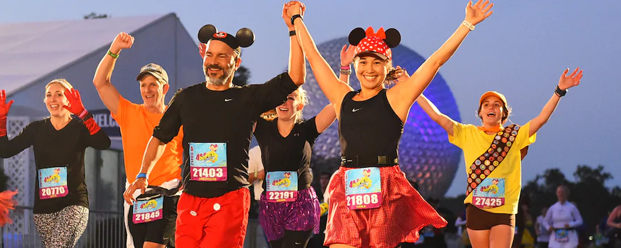 Discounted Walt Disney World Hotel Rooms Available for runDisney Marathon Weekend
