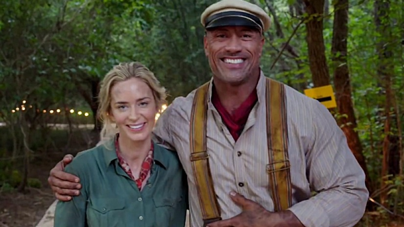Disney's 'Jungle Cruise' Film Pushed Back to Summer 2020