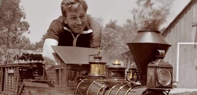 New 'Walt Disney's Trains' Exhibit Coming to the Napa Valley Museum