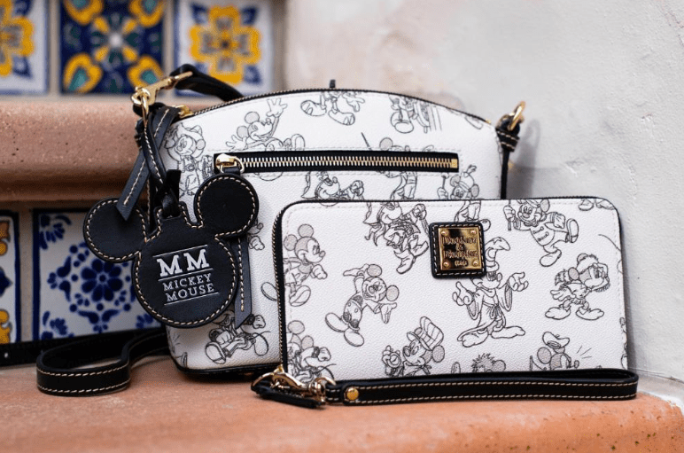 New Mickey Dooney and Bourke Line and Dress Shop Dress For Mickey's 90th
