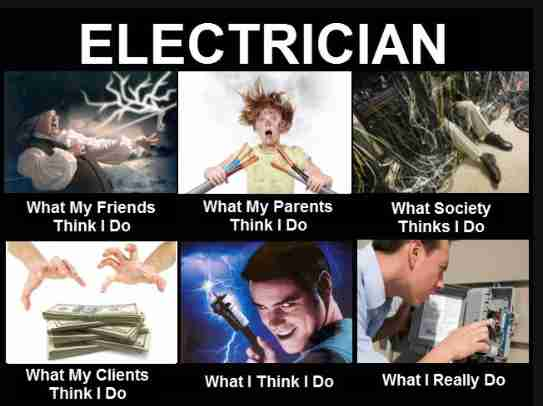 electrician funny