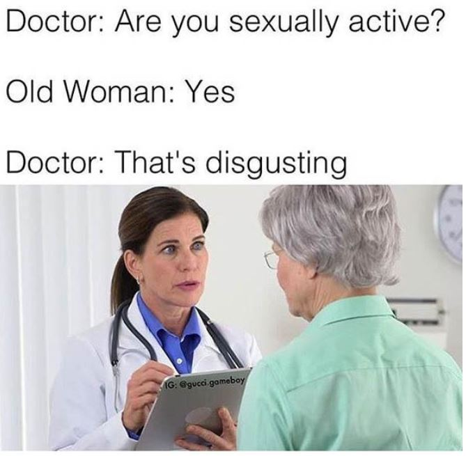 doctor offensive meme