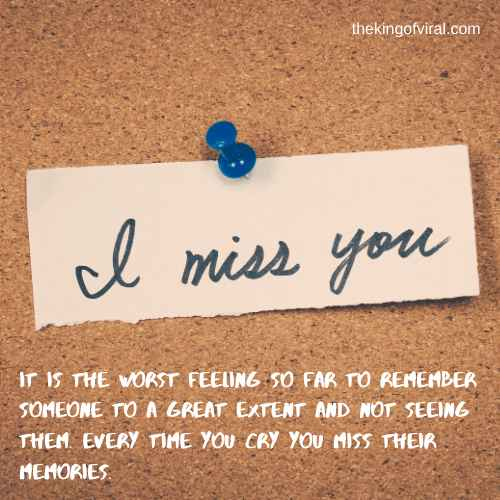 Miss You My Love