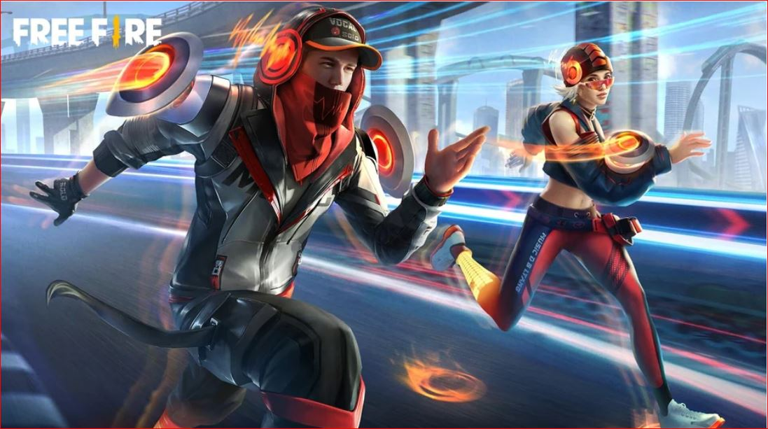 Garena free fire today redeme codes
