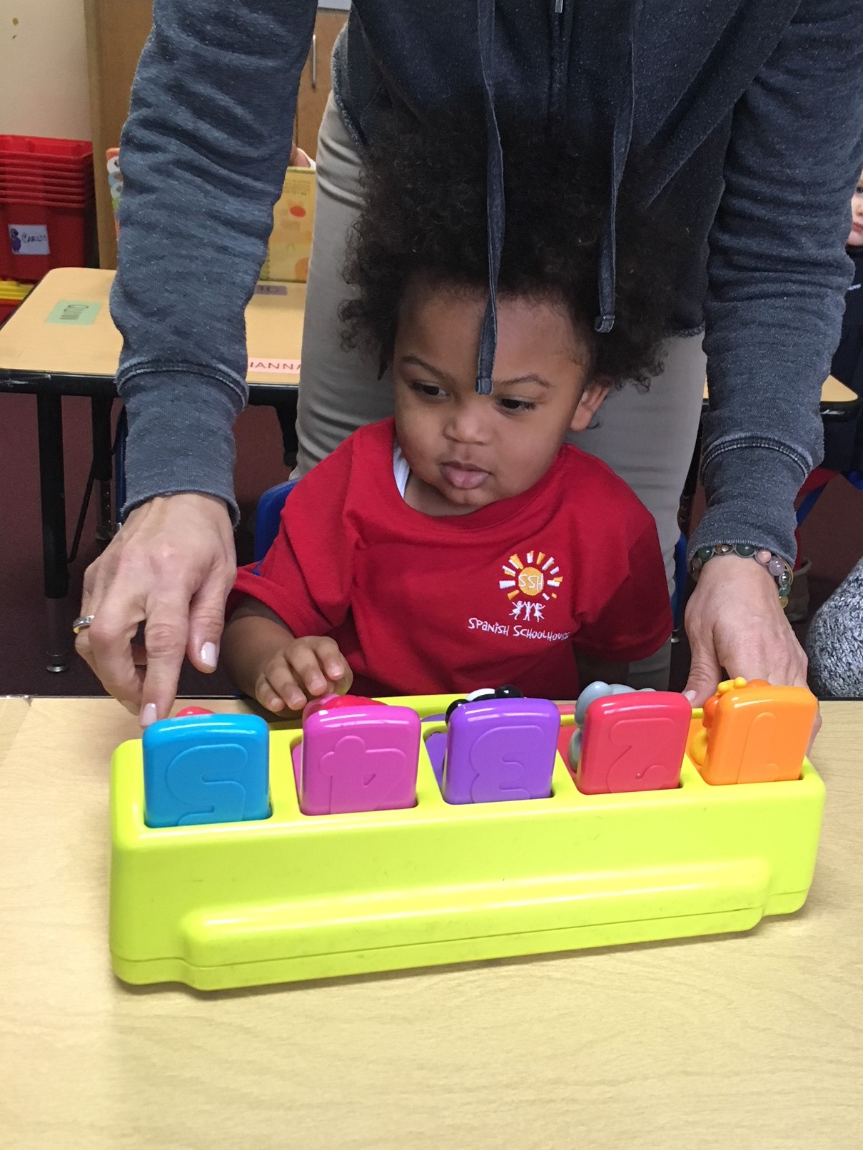 preparing for daycare is a milestone for parents and children. There are ways to ease the transition.