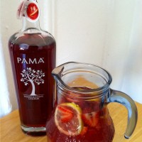 PAMA-gria! A delicious and easy Sangria recipe