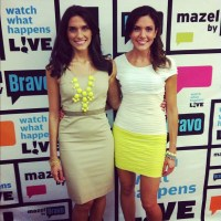 WWHL: what we wore!