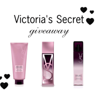 Victoria's Secret special Valentine's Scent Giveaway! (CLOSED)