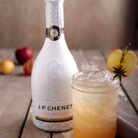 Harvest Moon Cocktail with J.P. Chenet Ice Edition