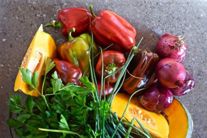 Gather Your Veggies Ready To Roast!
