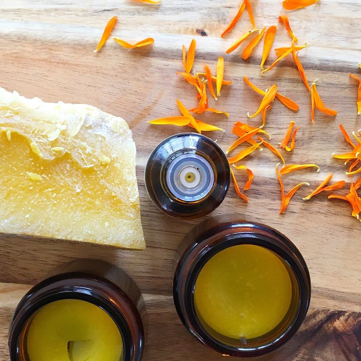 Calendula and Lavender Healing Balm