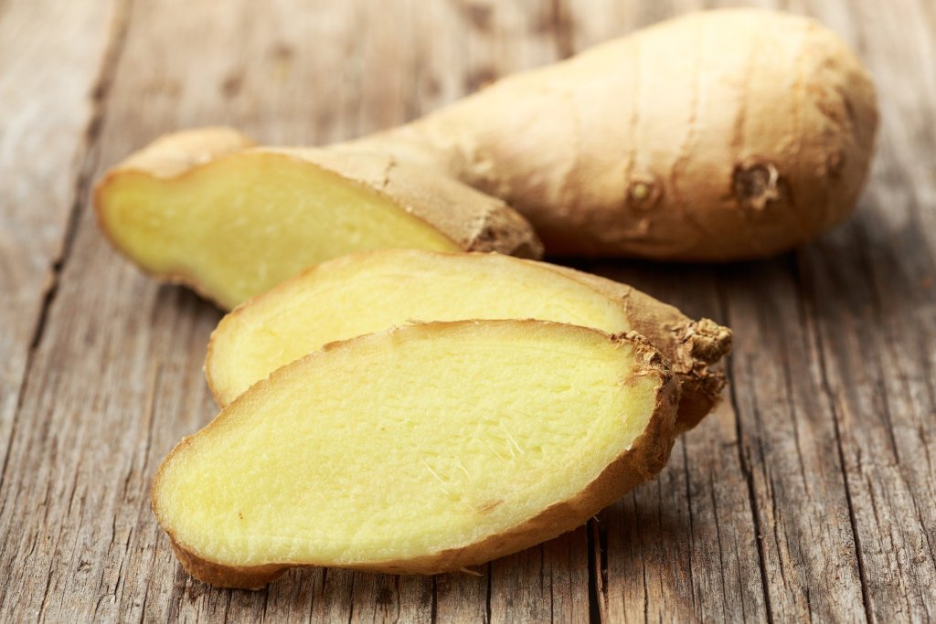 Chemical free/organic unpeeled ginger Root is what you need to start fermenting your ginger bug