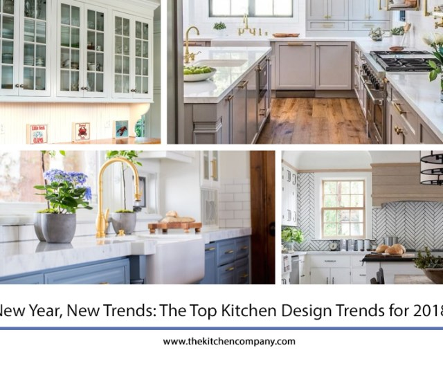 Top Kitchen Design Trends For