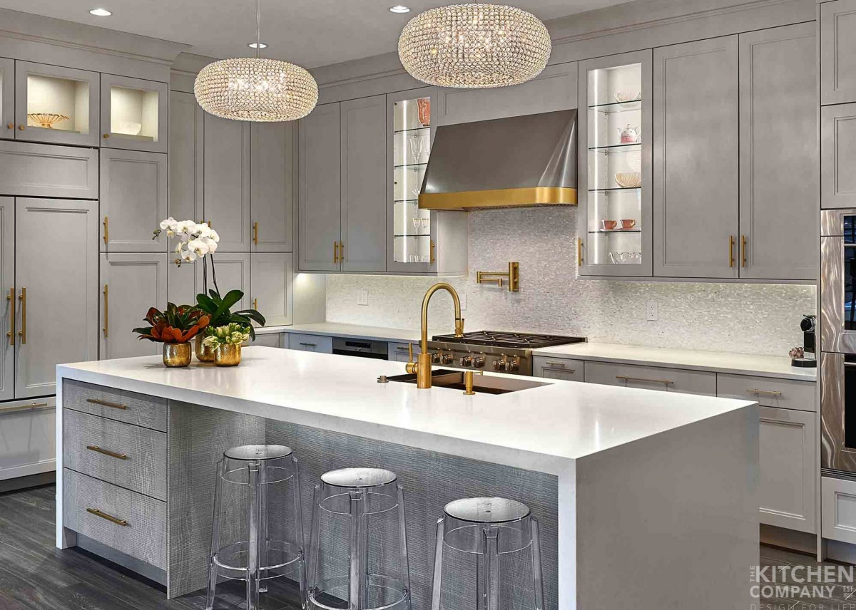 how to decide if a kitchen island sink