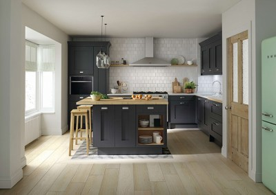 Milbourne Charcoal Kitchen