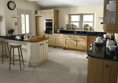 Milbourne Oak Kitchen