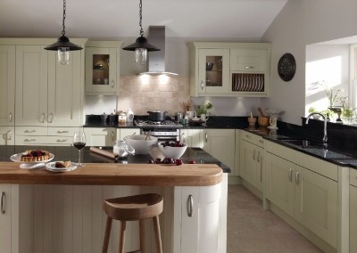 Milbourne Alabaster Kitchen