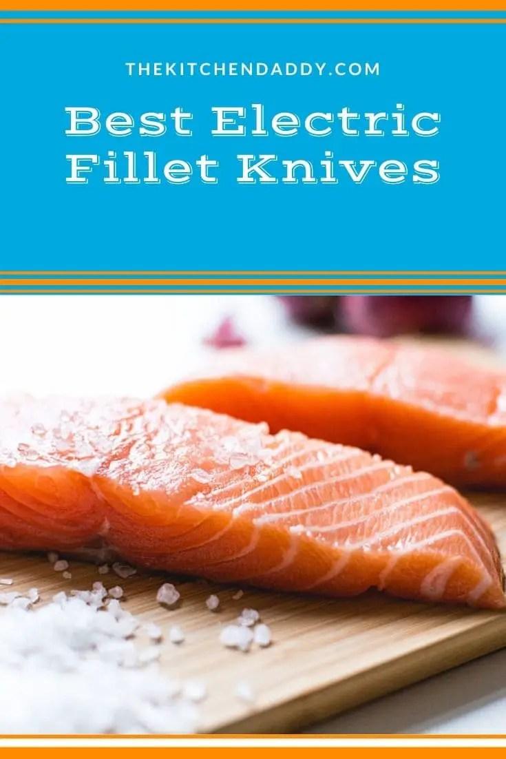 Best Electric Fillet Knives