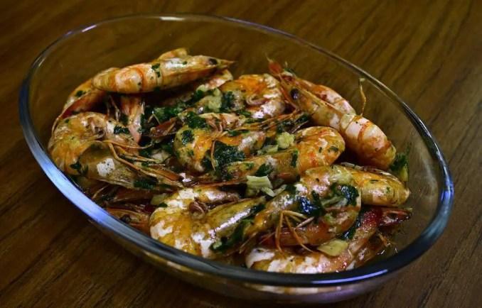 buttered shrimp recipe