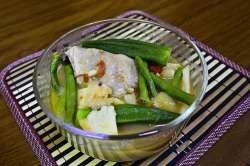 Chicken Sinigang recipe