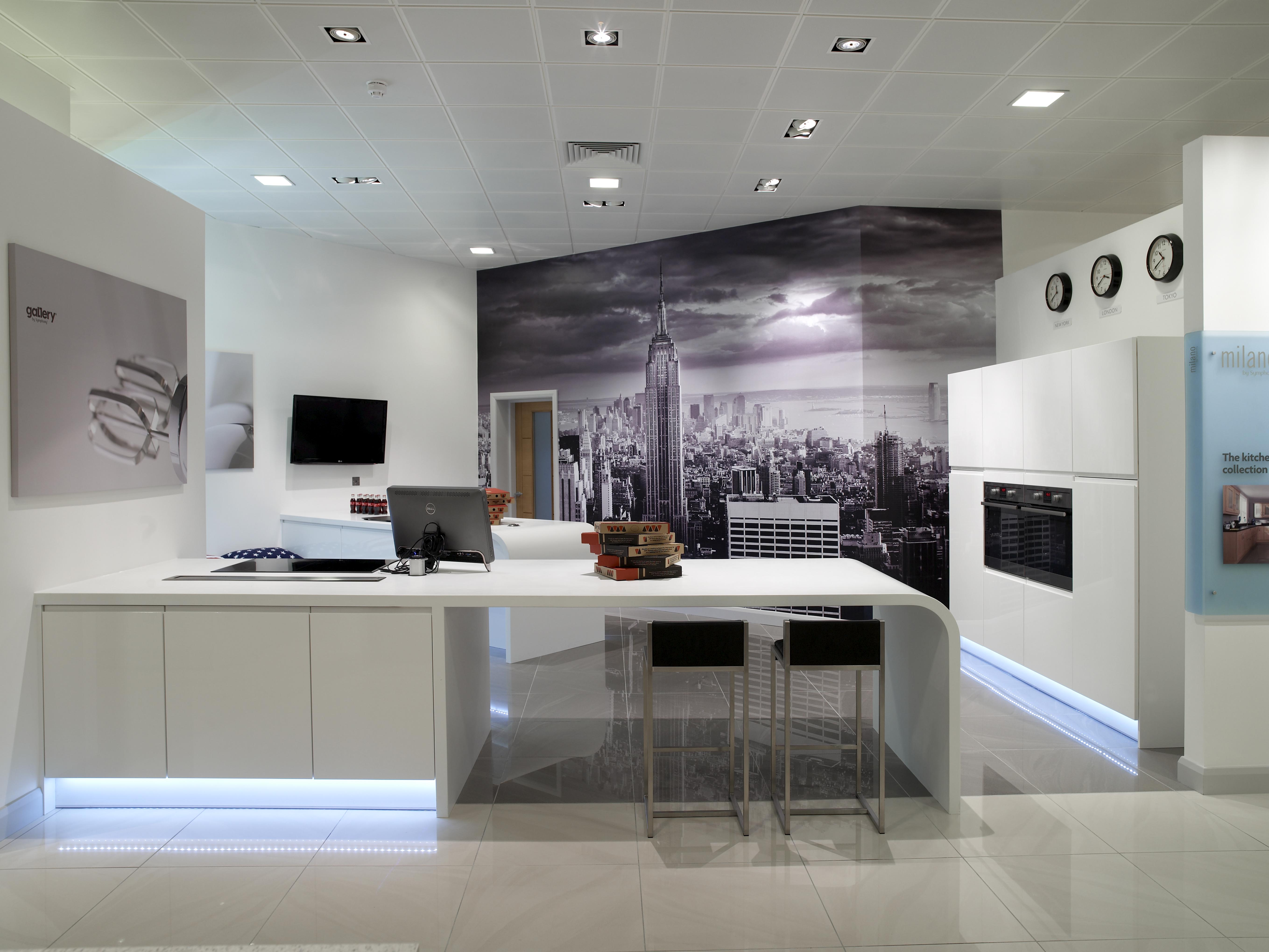Symphony Inspire Kitchen Product Supplier For Tv