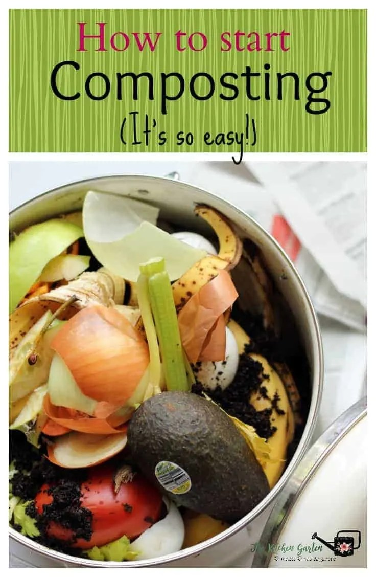 How to Start Composting (Part 1)