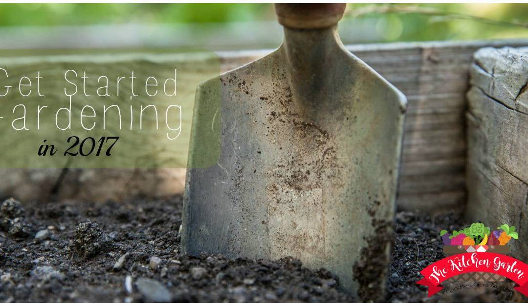Why you should grow a garden in 2017!