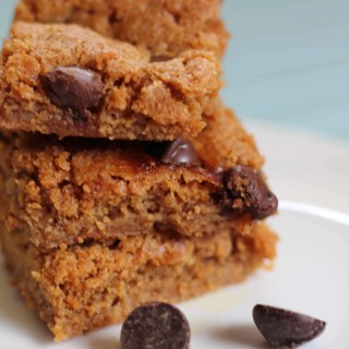 Whole Grain Peanut Butter Bars