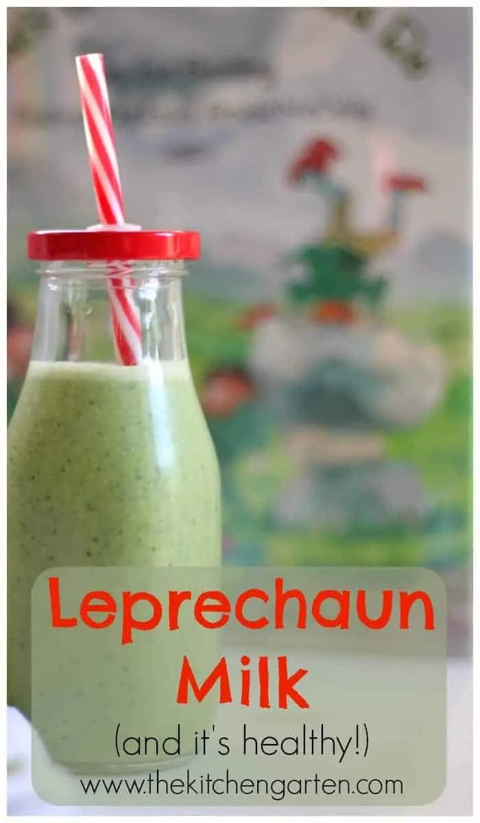 leprechaun milk recipe