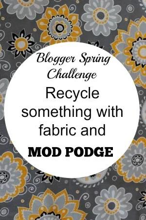 mod podge challenge