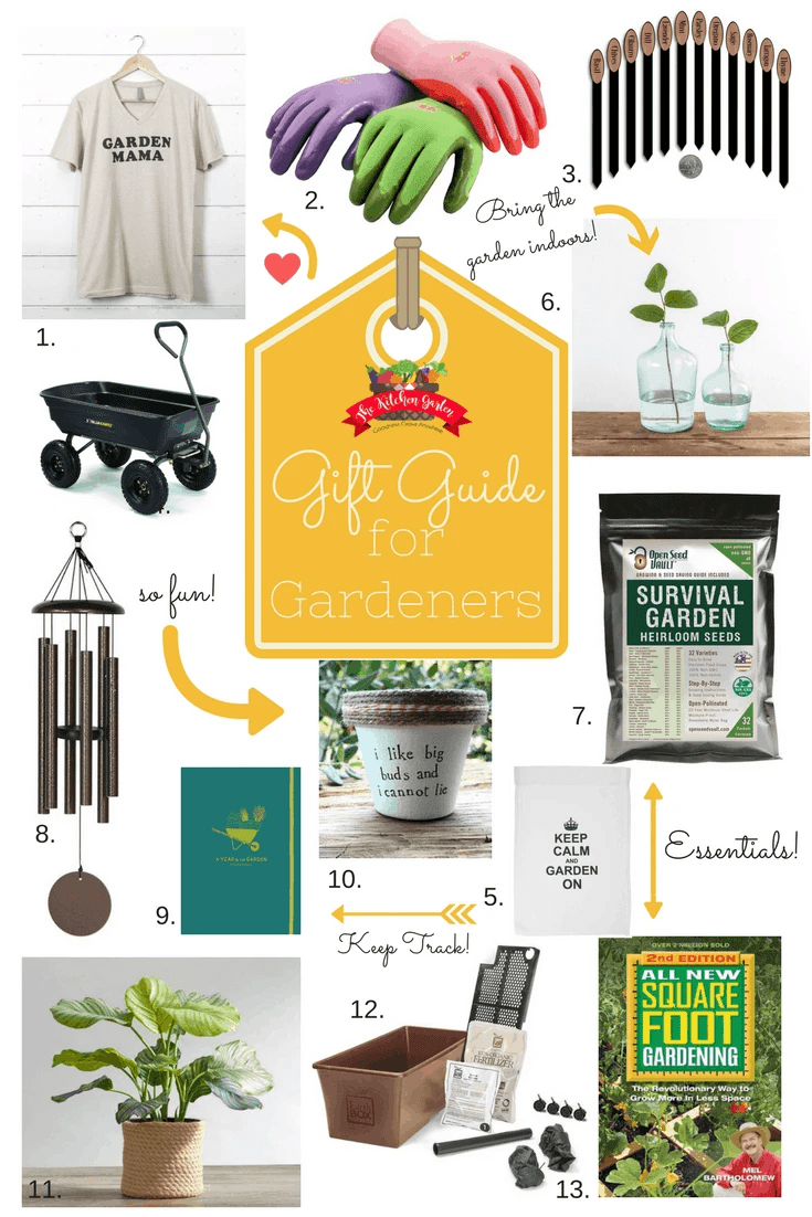 Amazing Ultimate Gardener Gift Guide