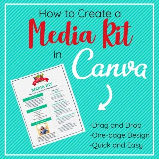 How to Create a Media Kit in Canva