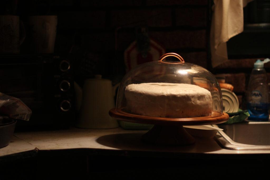Pumpkin Spice Cake   The Kitchen Gent