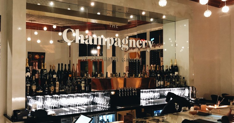 #LocalFoodieFriday: The Champagnery