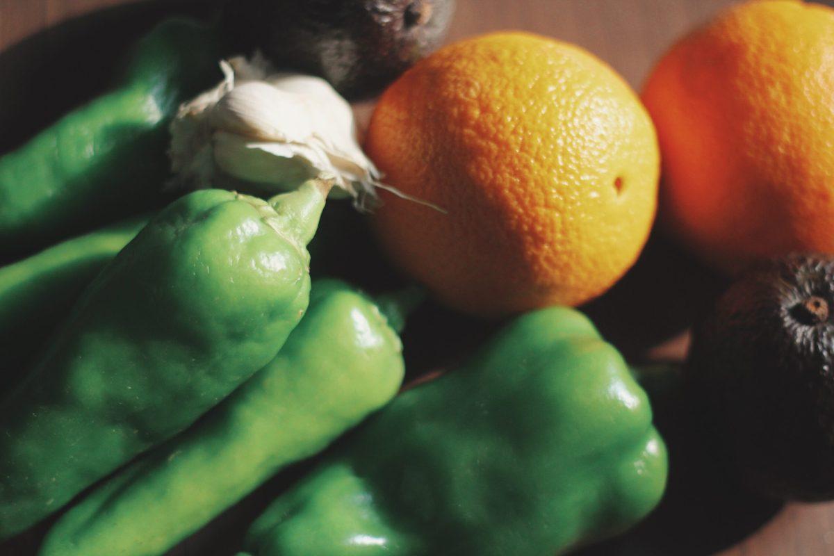 Shishito and Avocado Salsa | The Kitchen Gent