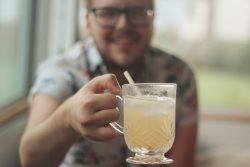 Liquorless Orange Liqueur | The Kitchen Gent