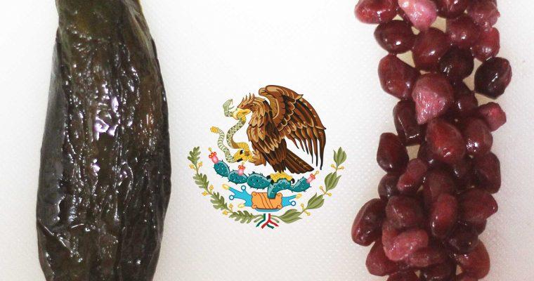 Mexico: Chiles en Nogada