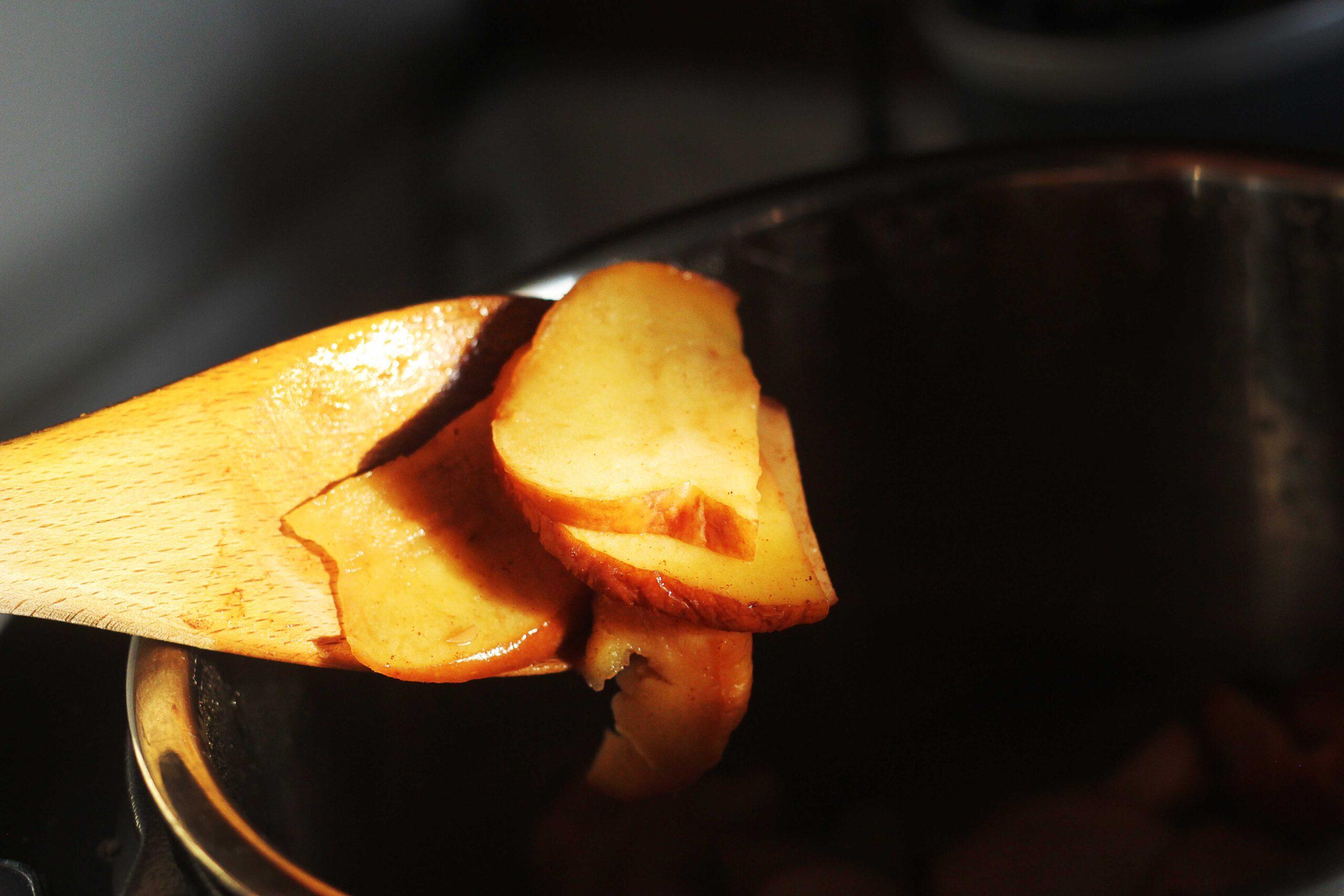 Apple Confit   The Kitchen Gent